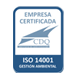 INSTITUTO DE CERTIFICACIÓN CDQ NORMA ISO-140012004