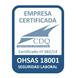 INSTITUTO DE CERTIFICACIÓN CDQ NORMA OHSAS 180012007.
