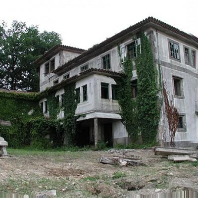 Antiguo Sanatorio Lois – Vista Alegre – Santiago – 01