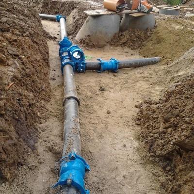 Canalización de aguas